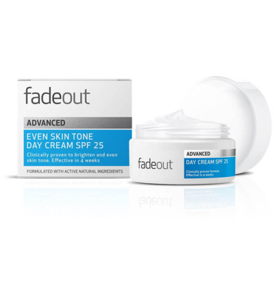 Advanced even skin tone day cream SPF25