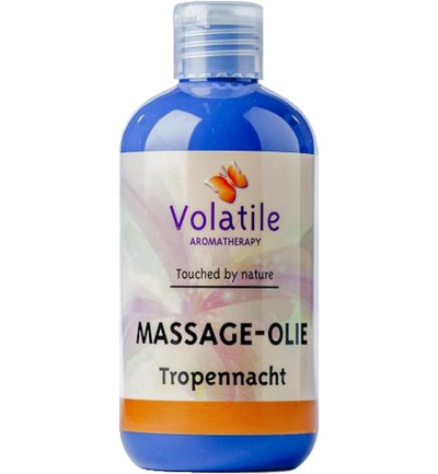Massageolie tropennacht