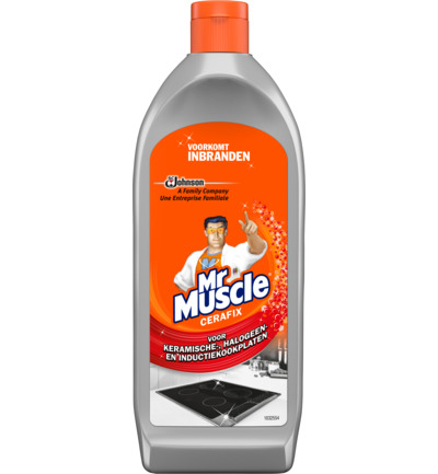 Mr Muscle Cerafix Reiniger 200ml