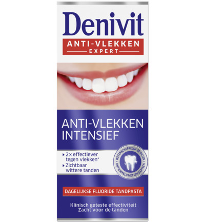 Tandpasta anti-stain intense teeth whitening