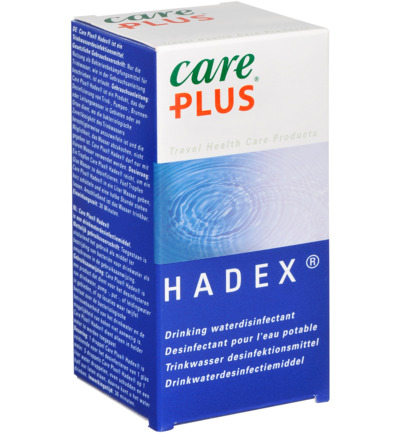 Hadex drinkwaterdesinfectant