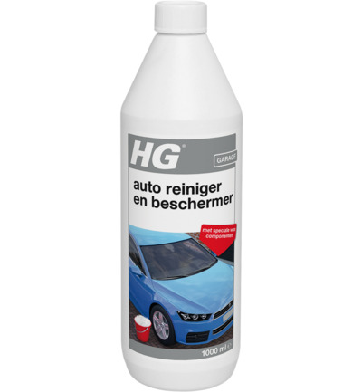Car wax shampoo