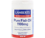 Pure visolie 1100 mg omega 3