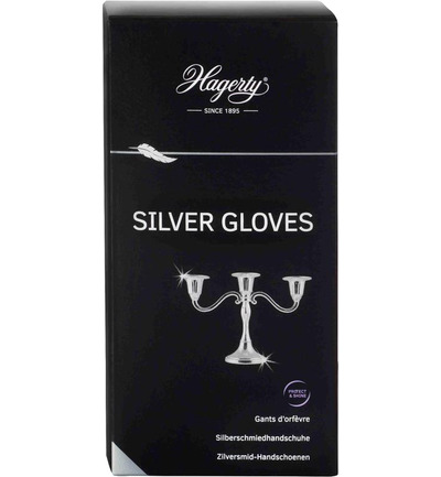 Silver gloves