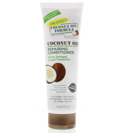 Coconut oil formula conditioner
