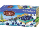 True blueberry herb tea