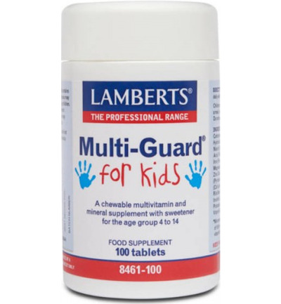 Multi-guard for kids (playfair)