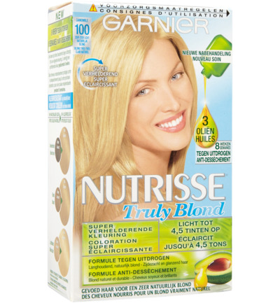 Nutrisse 100 truly blond camomille