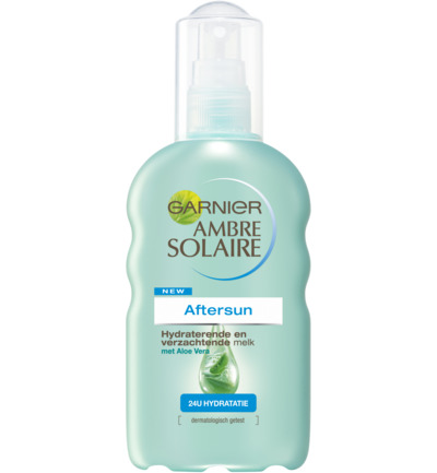 Ambre solaire aftersun spray
