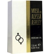 Alyssa Ashley Musk Perfume Oil Vrouw 7,5ml