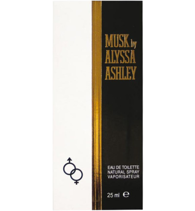 Alyssa Ashley Musk Spray Vrouw 25ml