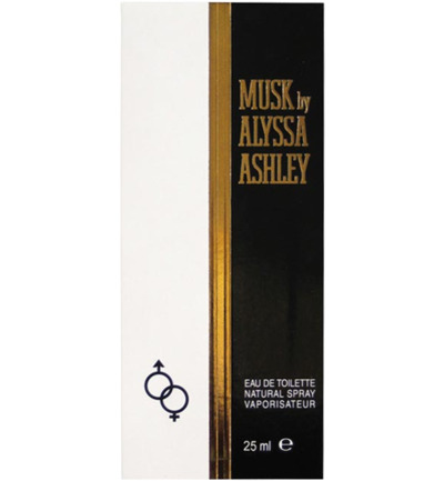 Alyssa Ashley Musk Eau De Parfum Spray 25ml