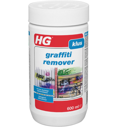 Graffity remover