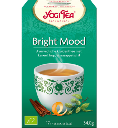 Yogi Bright Mood 17st