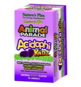 Animal parade acidophilus kidz