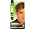 Men's own medium blond