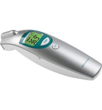 Infrarood thermometer FTN met blue focus licht