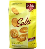 Salti zoute crackers