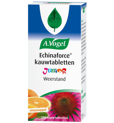 Echinaforce junior kauwtabletten