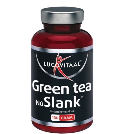 NuSlank X-trine Super Green Tea Powder 130gr