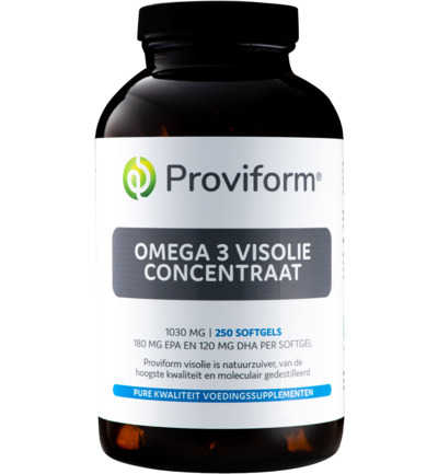 Omega 3 visolie concentraat 1000 mg
