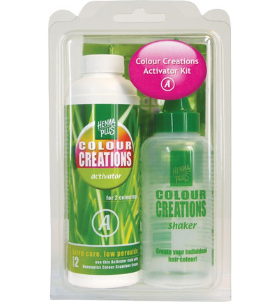Colour creations activator kit