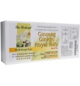 Ginseng ginkgo royal jelly 10 ml