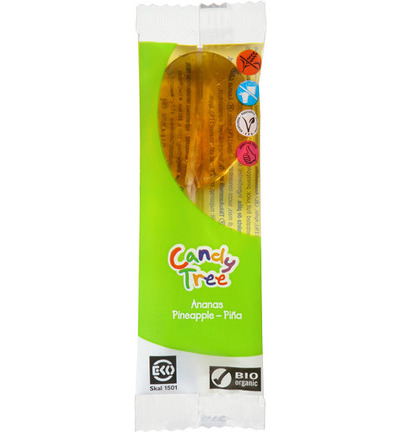 Ananas lollie bio