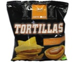 Tortilla chips nacho bio
