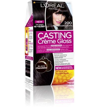 Casting creme gloss 200 Midnight chocolate