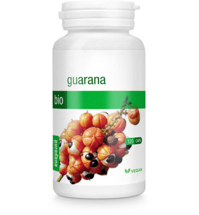 Guarana bio vegan