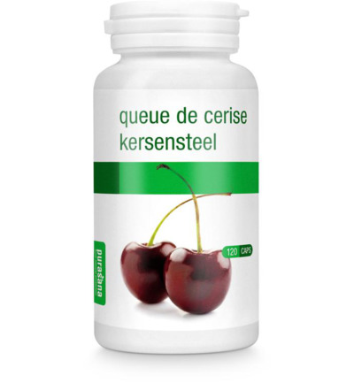Kersensteel vegan