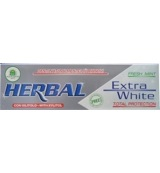 Herbal extra white tandpasta