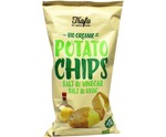 Chips salt & vinegar bio