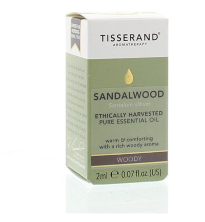 Sandalwood wild crafted