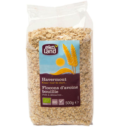Havermout bio