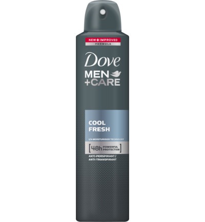 Deodorant men+ care cool fresh