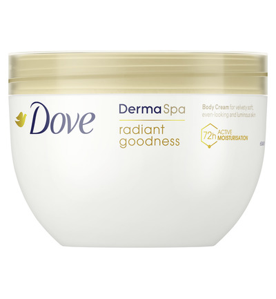Derma spa body cream goodness