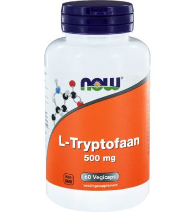 L-Tryptofaan 500 mg