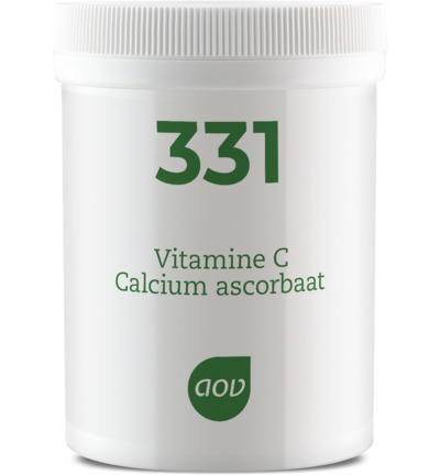 331 Vitamine C calcium ascorbaat