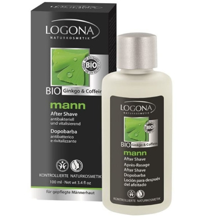 Logona Mann Aftershave 100ml