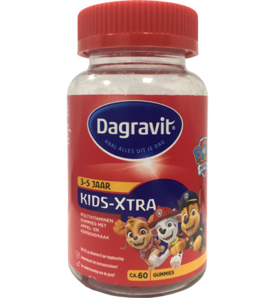Multivitaminen Paw Patrol