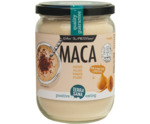 Raw maca high energy poeder in glas bio