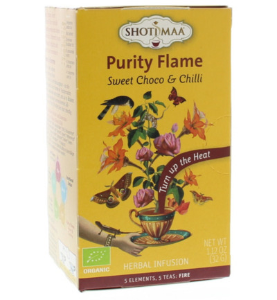 Fire purity flame bio