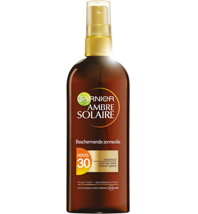 Ambre solaire golden touch oil spf30