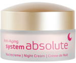 System absolute nacht creme