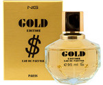 Gold edition Golddigger woman