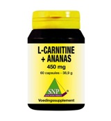 L Carnitine ananas 450 mg