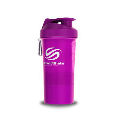 Smartshake neon purple 600 ml