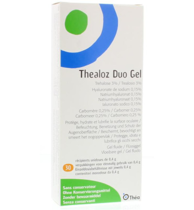 Thealoz duo gel 0.4 gram